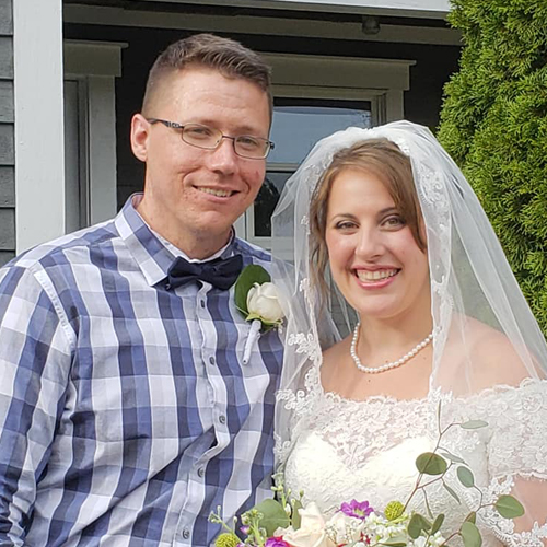 Mr. and Mrs. O'Donnell.